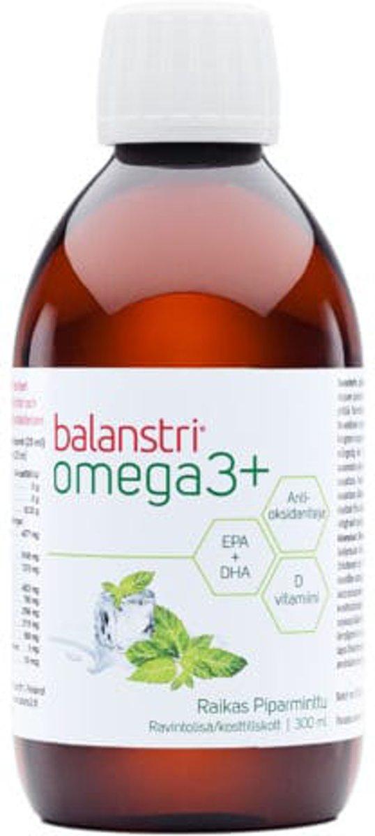 Foto van Omega 3 Balanstri | Pepermunt