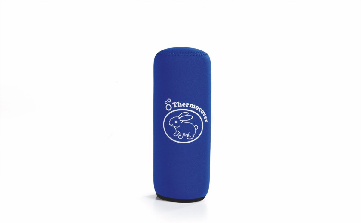Thermocover voor Drinkfles - Blauw 320ml 18