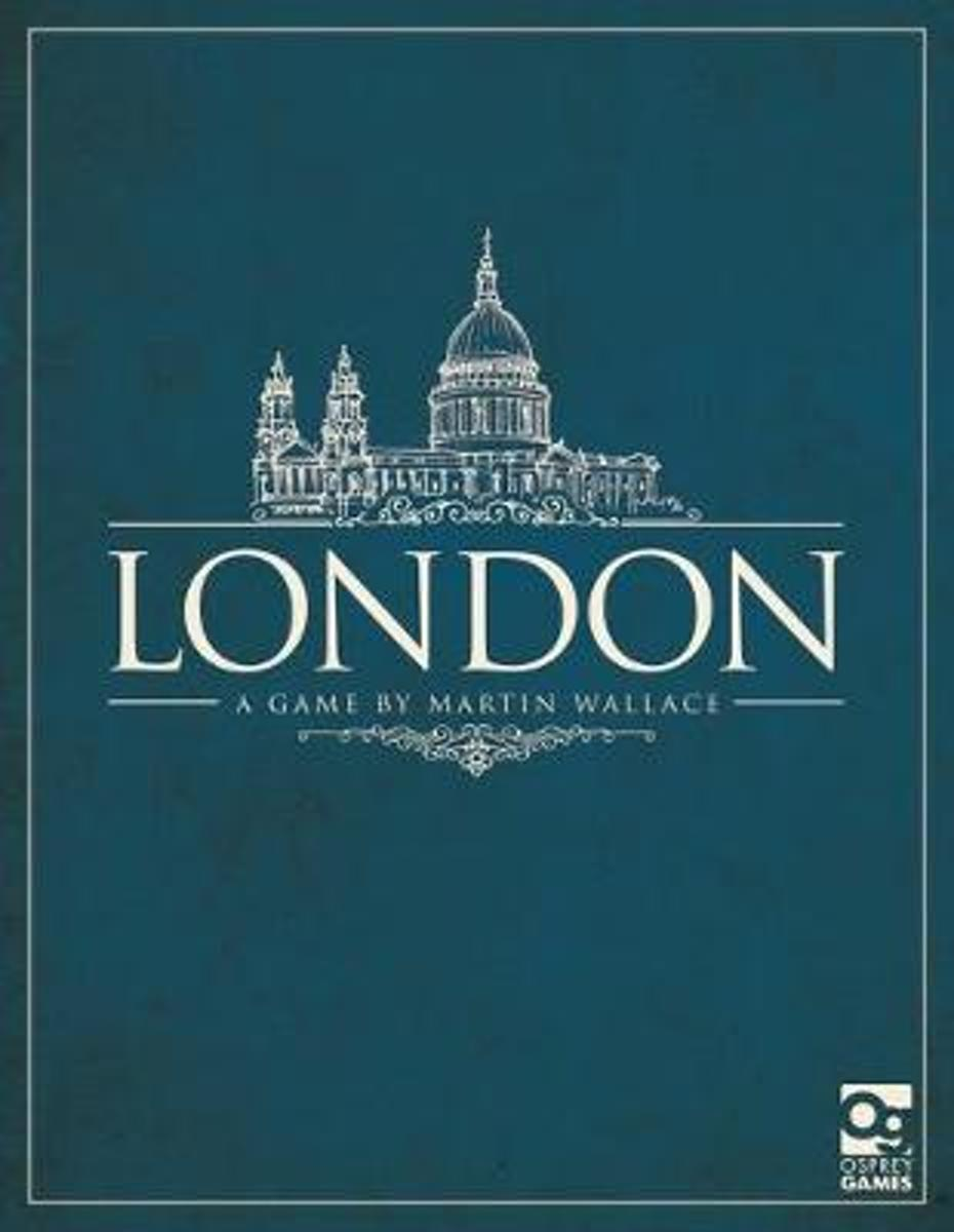 London Bordspel Engels