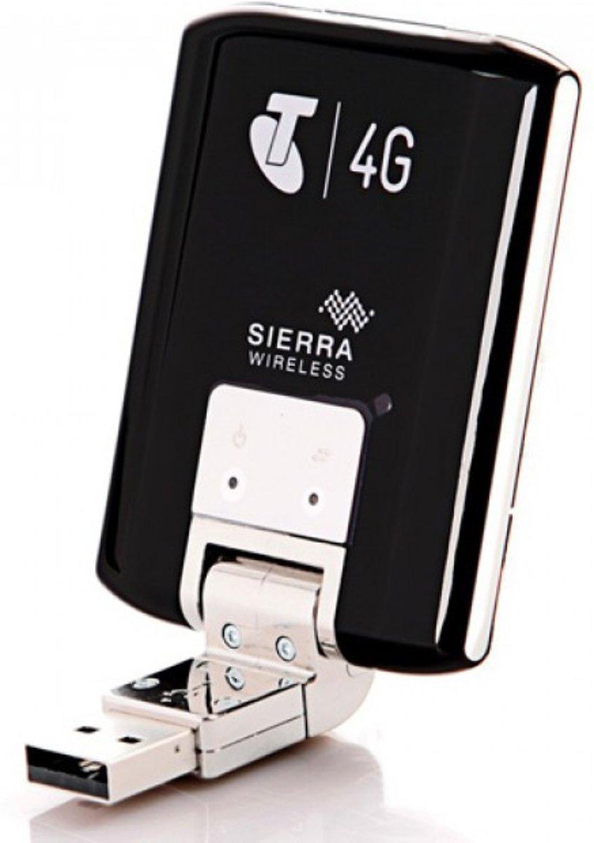 Turbo USB modem dongel 4g LTE 100mbps Sierra Aircard 320u  SIMLOCKVRIJ geschikt voor iedere provider kopen