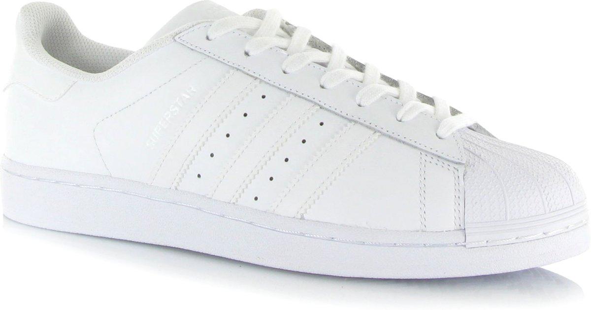 8378525427f bol.com | Adidas Dames Sneakers Superstar Dames - Wit - Maat 42