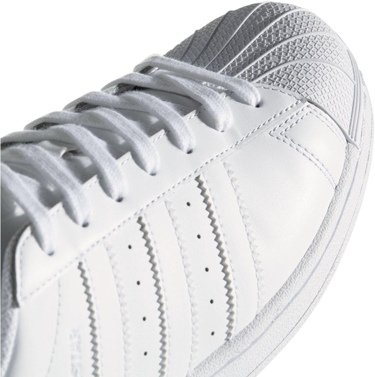 95008641c9c bol.com | Adidas Dames Sneakers Superstar Dames - Wit - Maat 42