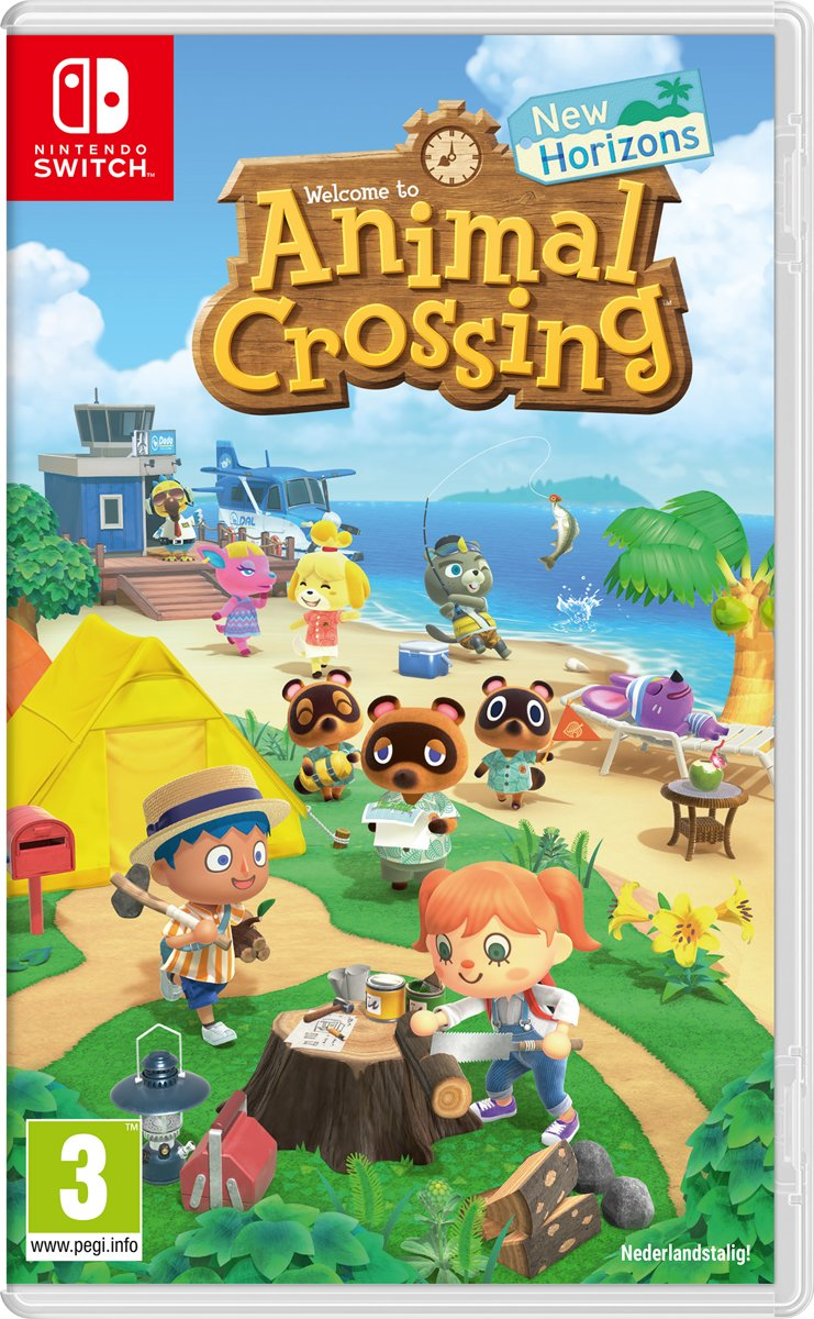 Animal Crossing: New Horizons (Nintendo Switch) kopen