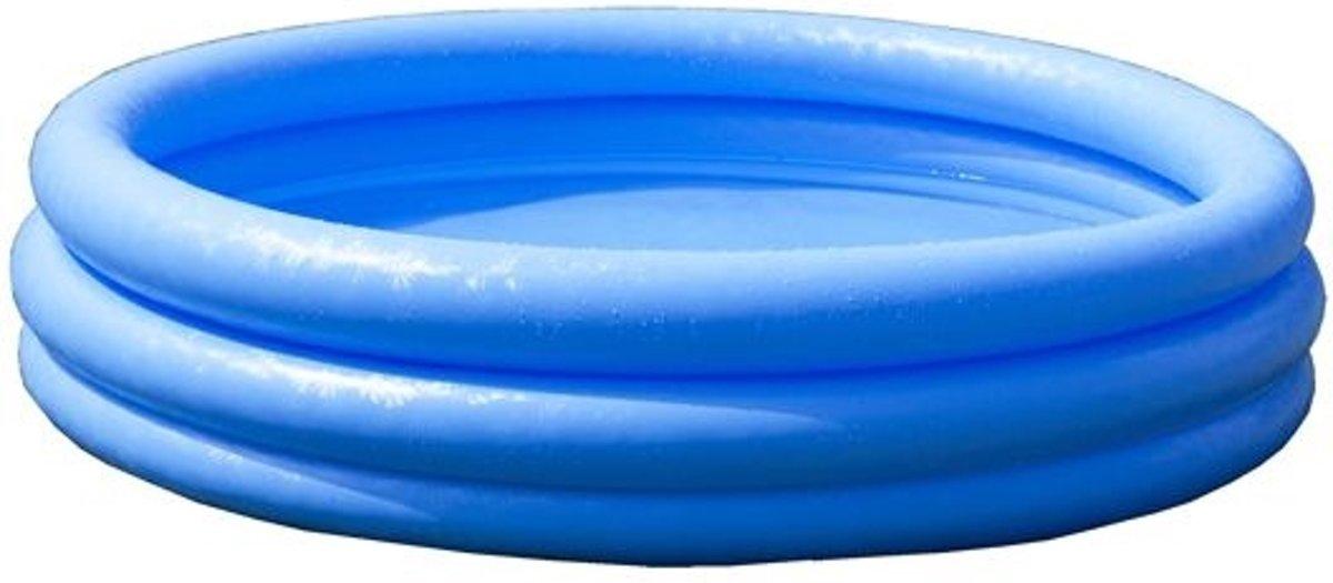 Intex Crystal blue zwembad 168 x 38 cm