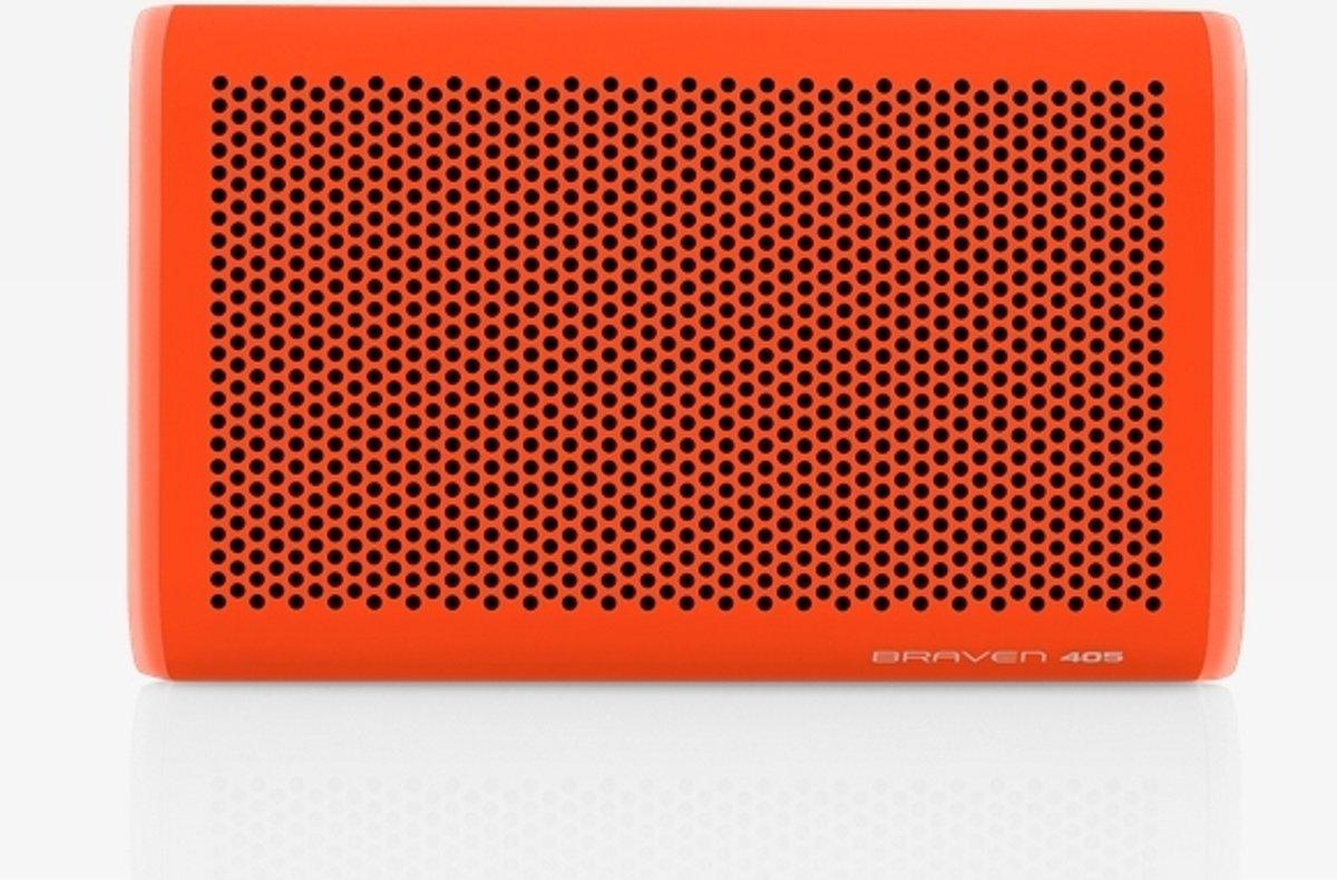 Braven 405 draadloze speaker - Grijs, Oranje kopen