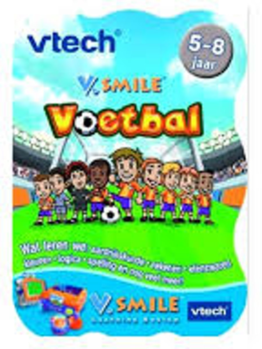 VTech V.Smile voetbal spel
