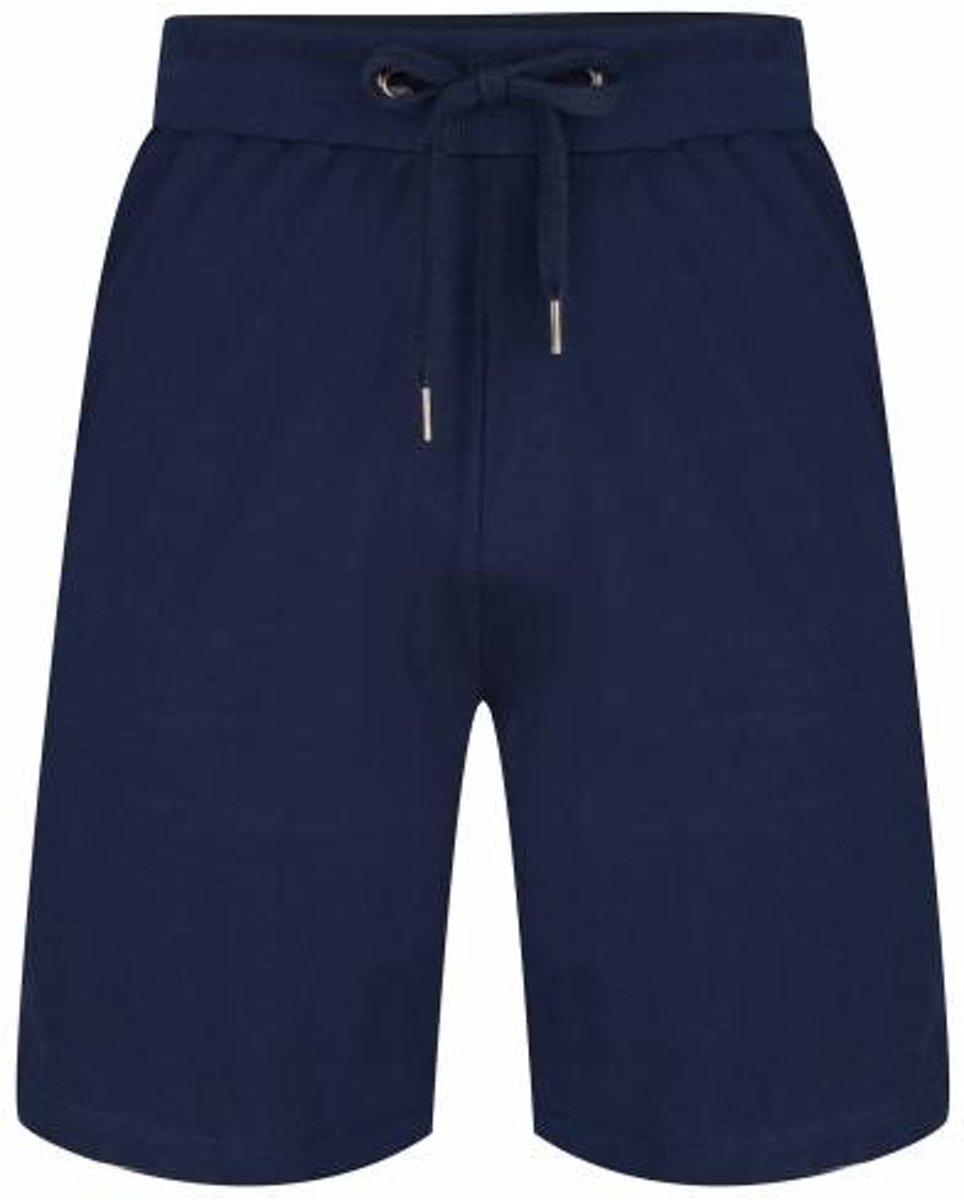 Pastunette heren Mix and Match pyjama korte broek 621 9 XXXL Blauw
