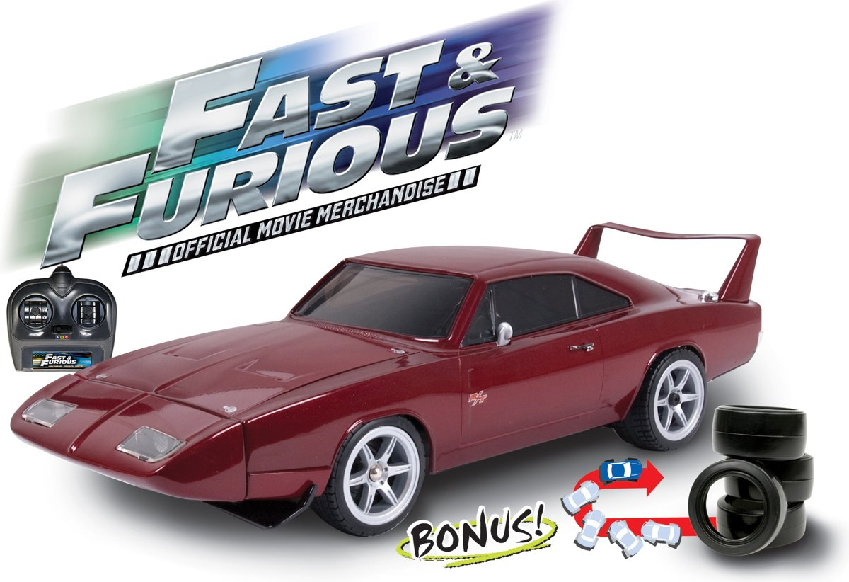 Nikko Fast And Furious Dodge Daytona - Bestuurbare auto