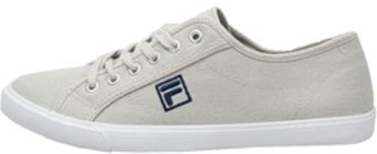 Heren sneakers sportschoenen | Fila millen low | Lichtgrijs maat 41