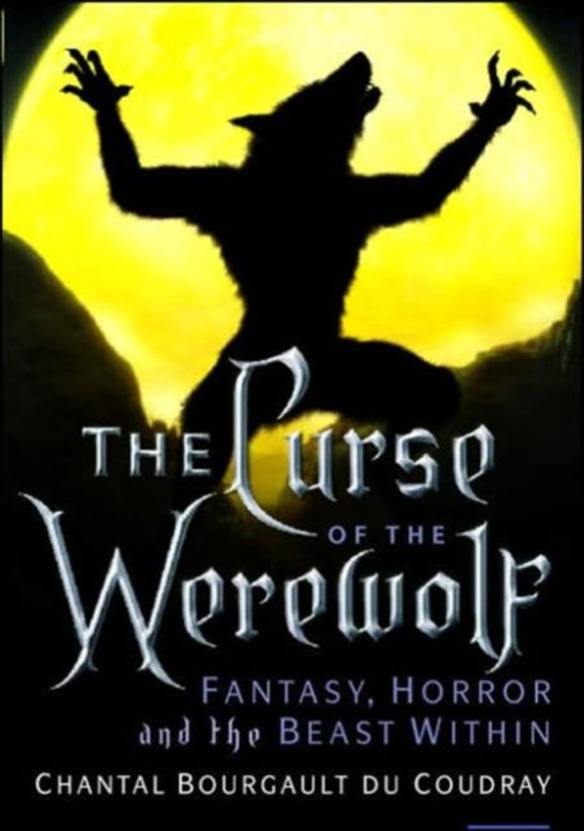 bol.com   The Curse of the Werewolf   9781845111571   Chantal Bourgault Du  Coudray   Boeken