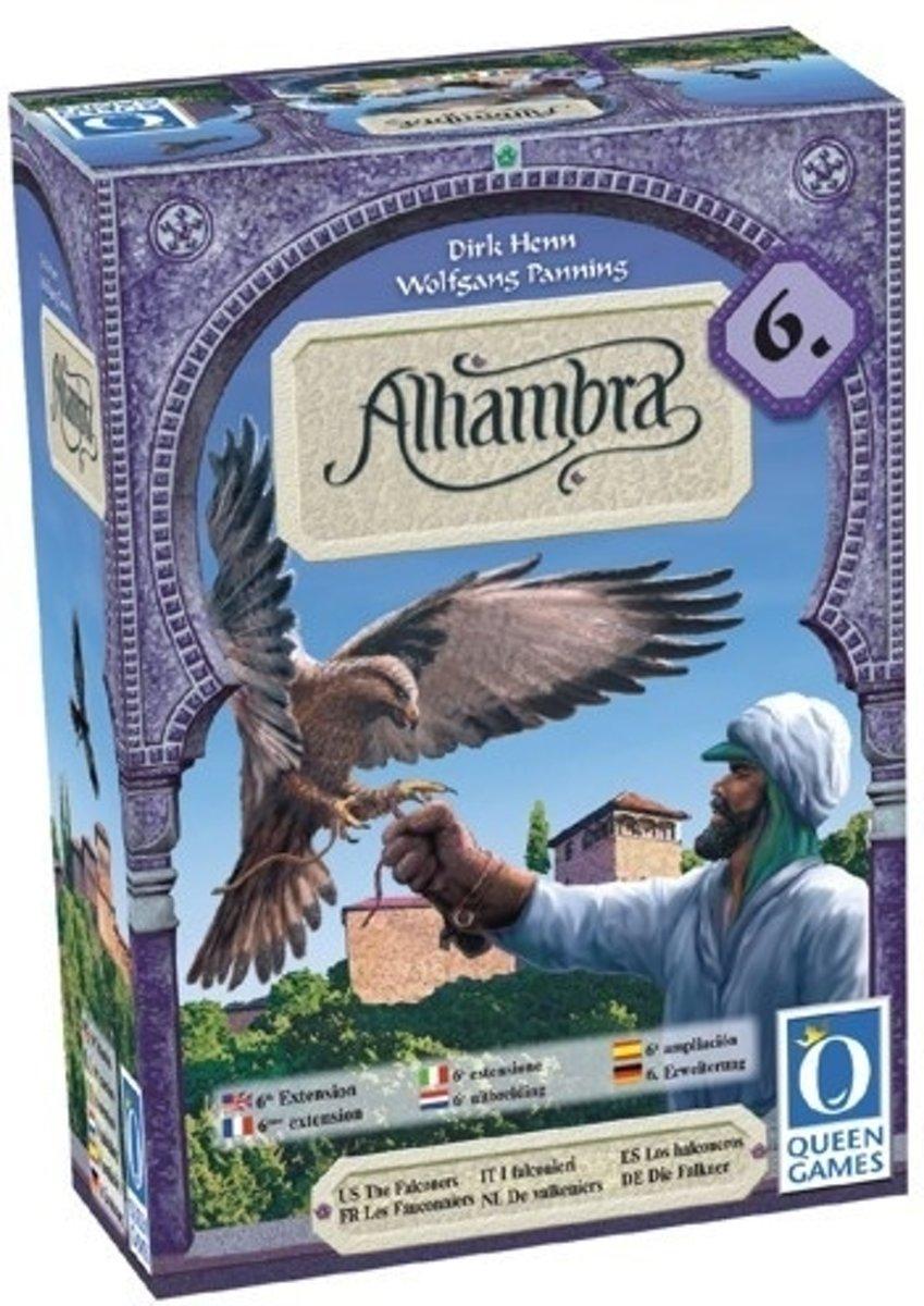 Alhambra Uitbreiding 6