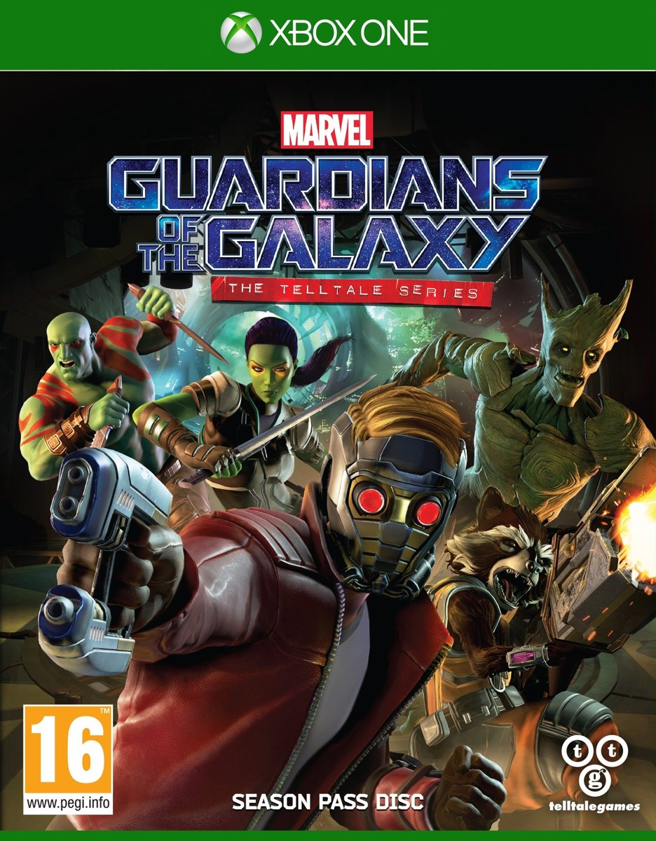 Guardians of the Galaxy - The Telltale Series Xbox One