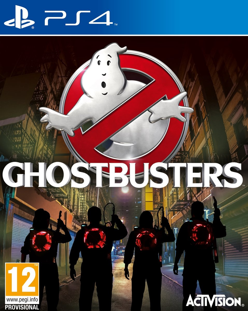Ghostbusters PlayStation 4