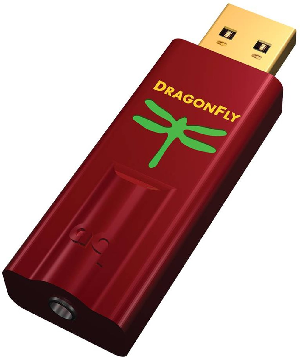 AudioQuest DragonFly Red USB kopen