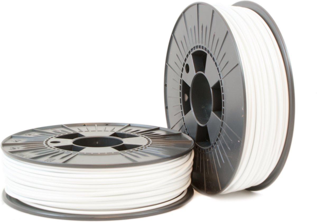 PLA 2,85mm snow white 0,75kg - 3D Filament Supplies