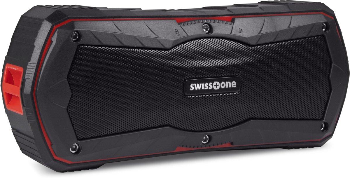 swisstone BX 310 Bluetooth Luidspreker Zwart kopen