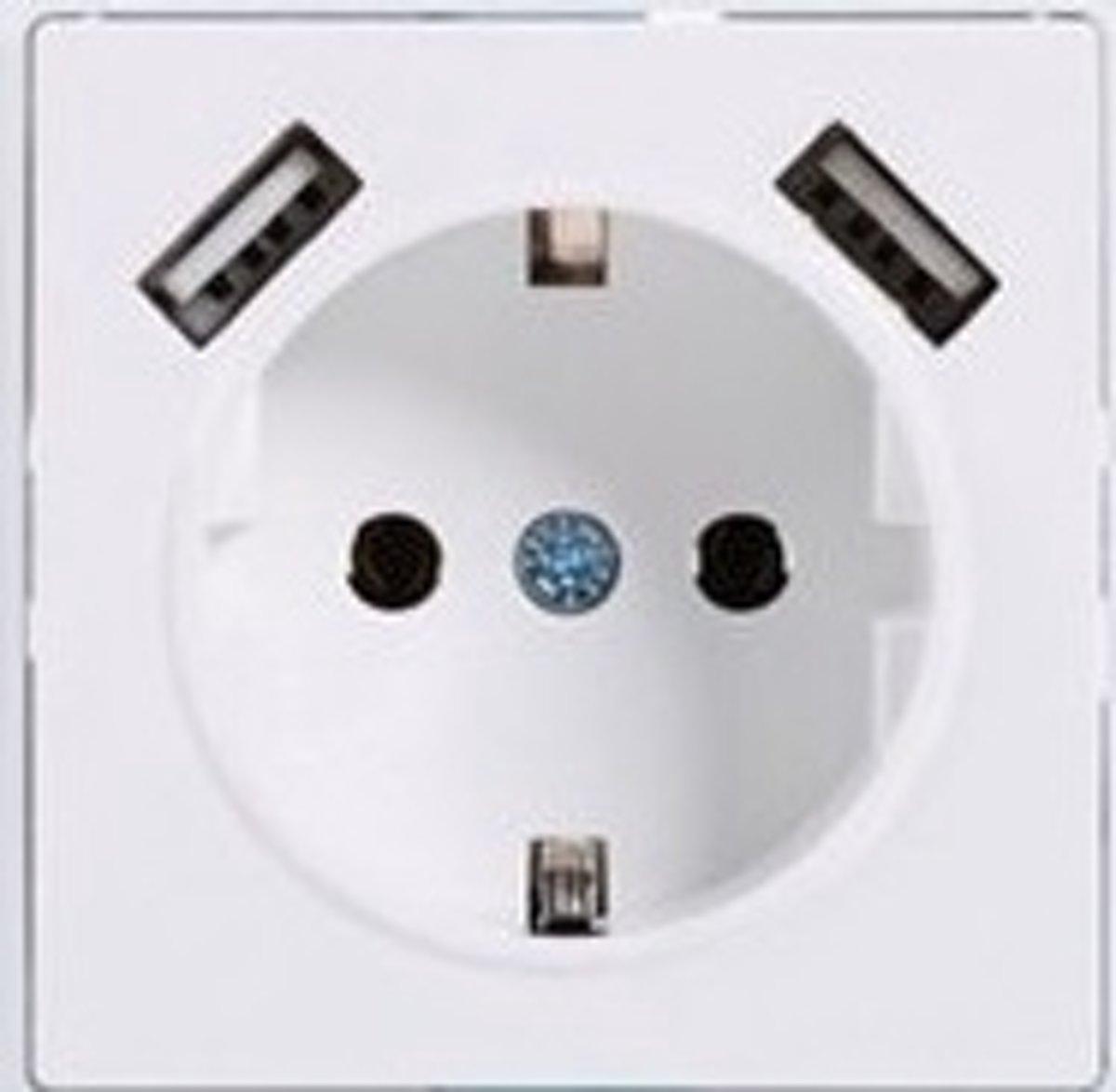 Beroemd bol.com | USB stopcontact kopen? Alle USB stopcontacten online OB05
