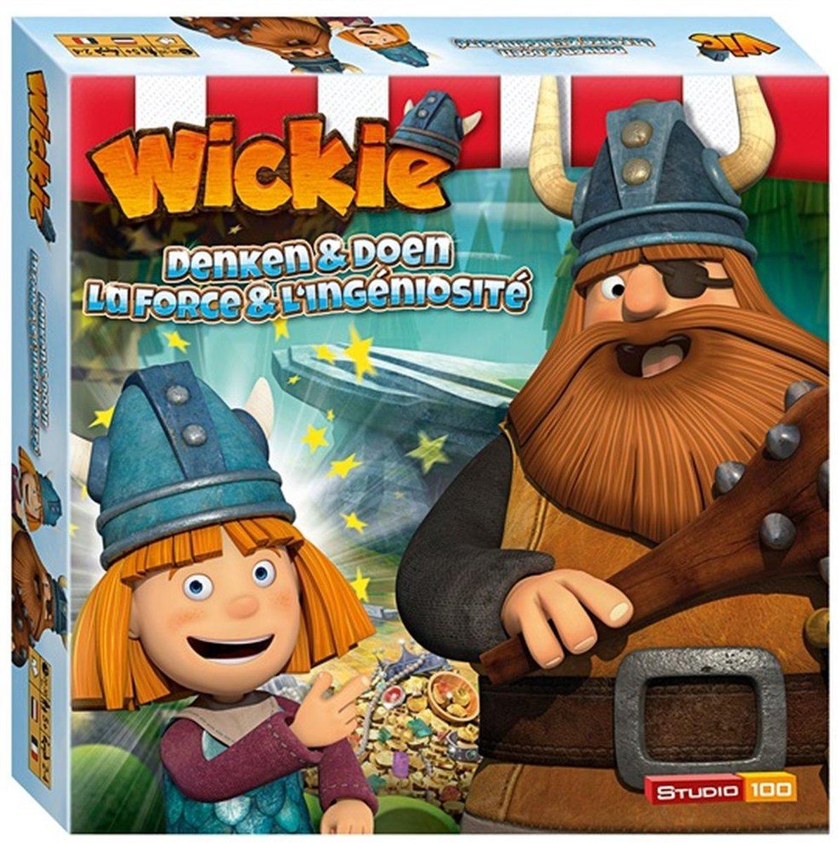 Wickie de Viking Spel Denken Of Doe - Kinderspel