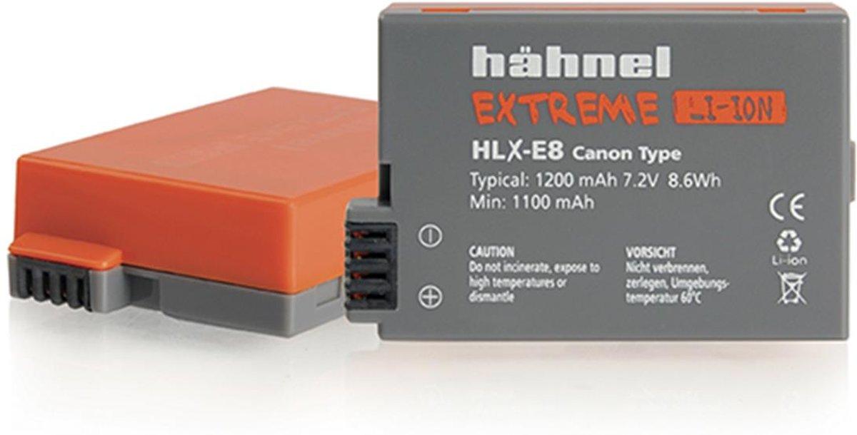 HAHNEL HLX-E8 extreme Canon kopen