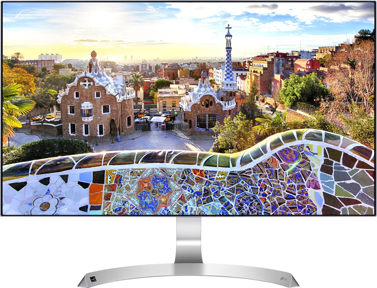 LG 27MP89HM-S - IPS Monitor