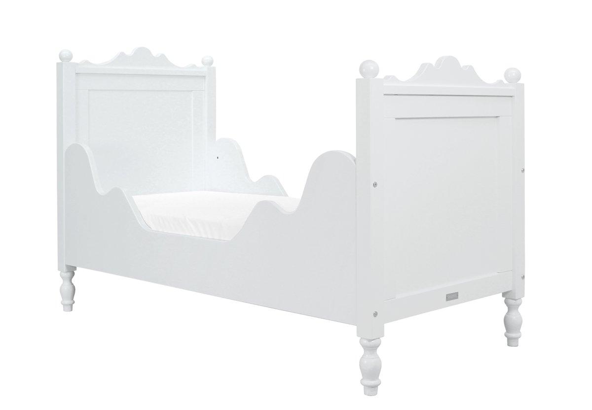 Peuterbed 70x150 Wit.Top Honderd Bopita Junior Bed 70x150 Belle Wit Bopita