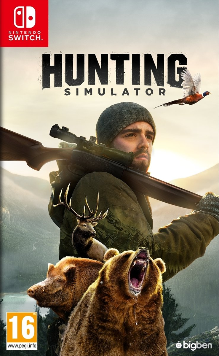 Hunting Simulator Switch