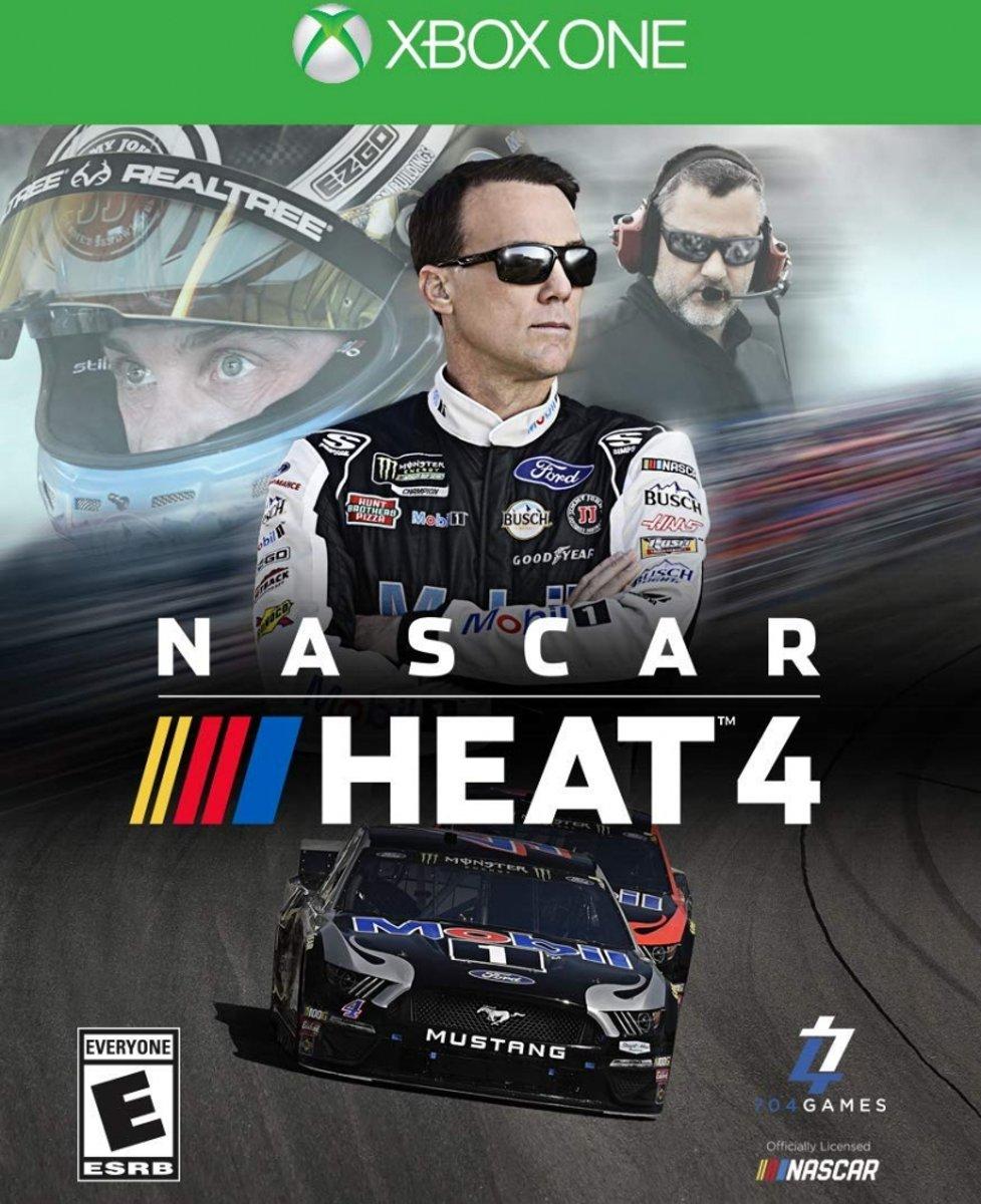 Nascar Heat 4 (#) /Xbox One kopen