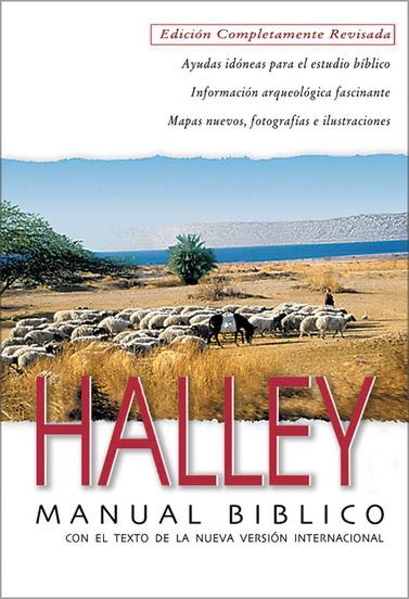 bol.com   Manual bíblico de Halley con la Nueva Versión Internacional  (ebook), Henry H. Halley  .