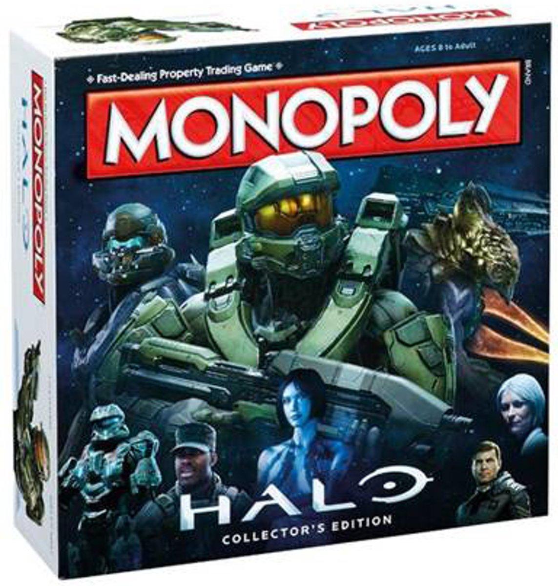 Monopoly Halo - Bordspel - Engelstalig