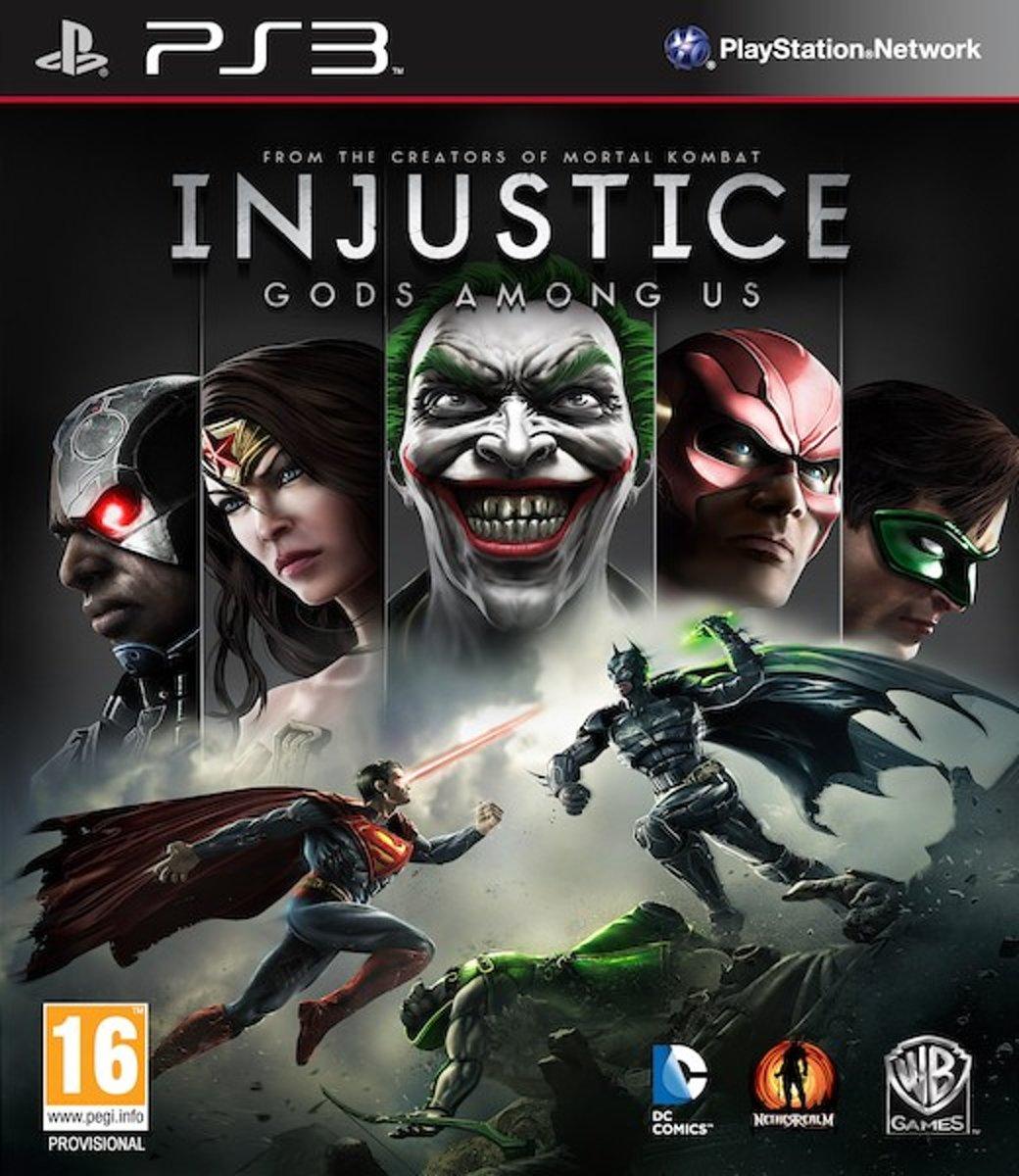 Injustice: Gods Among Us /PS3 kopen