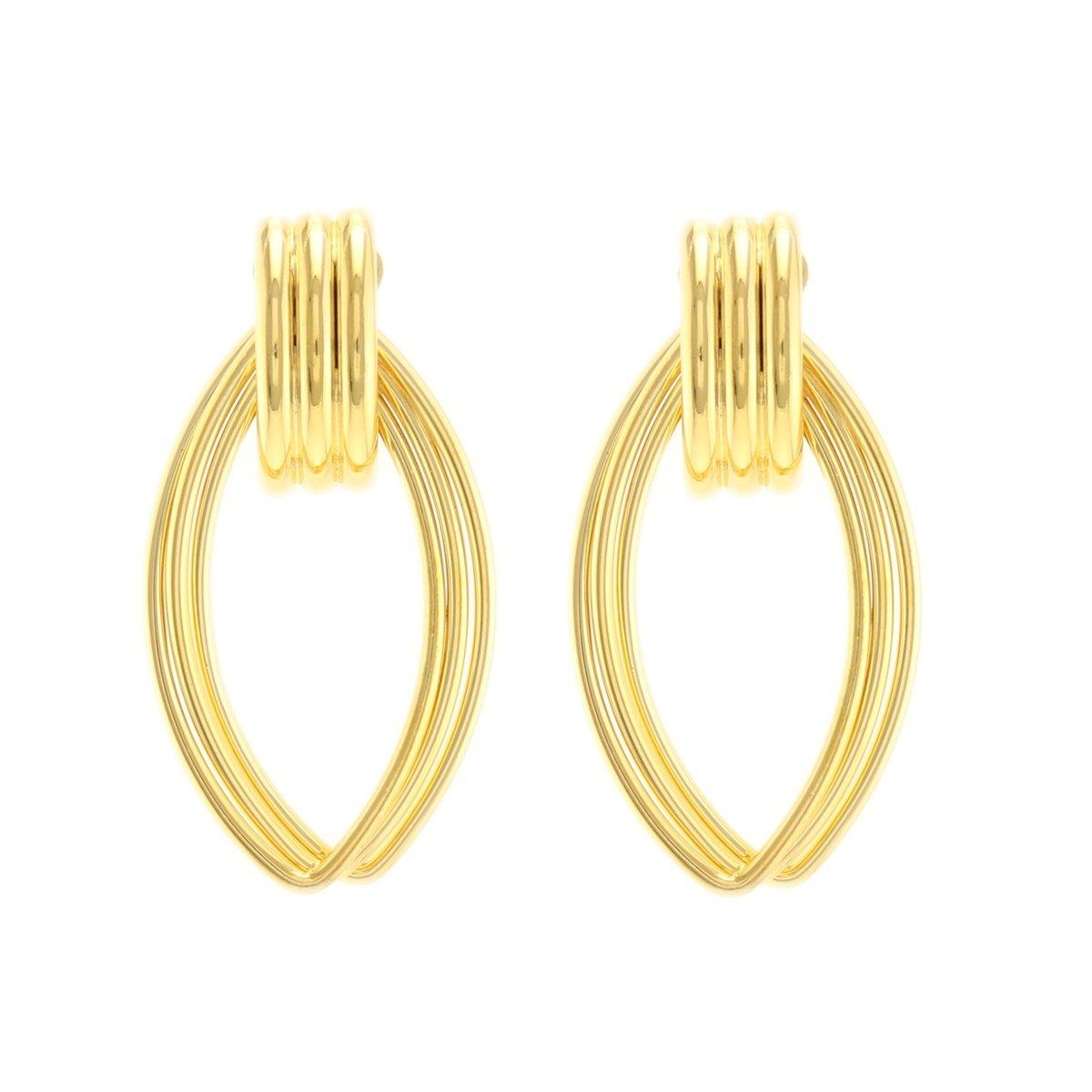 Modesieraden Pierced Earrings-silvery Heart Dangles Zacht En Antislippery