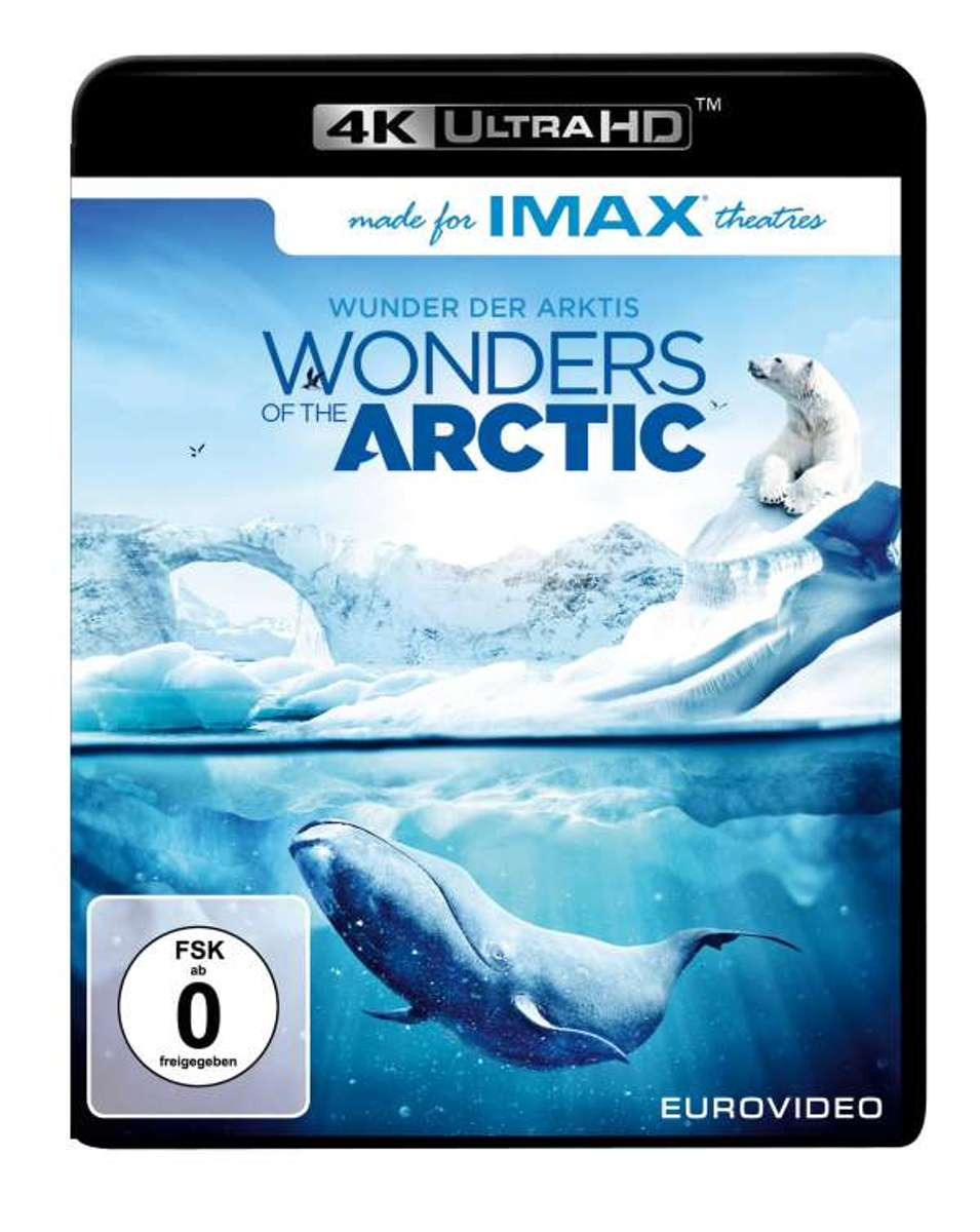 Wonders of the Arctic (Ultra HD Blu-ray)-