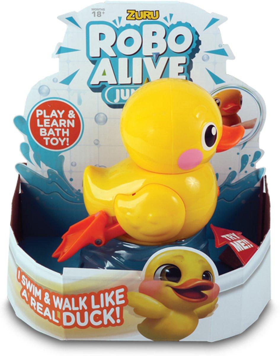 Robo Alive Junior Badeend - Waterspeelgoed voor €9,59