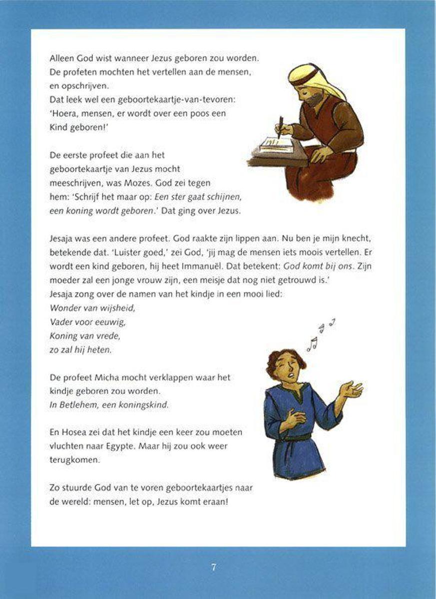 Bolcom Het Kerst Kinderbijbel Liedjesleesboek R Borkent