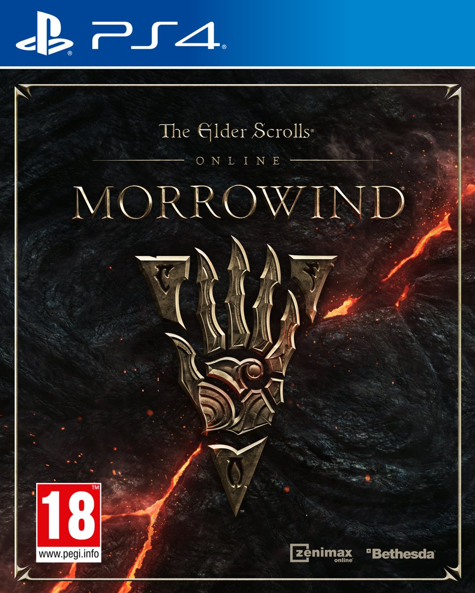 The Elder Scrolls Online: Morrowind PlayStation 4
