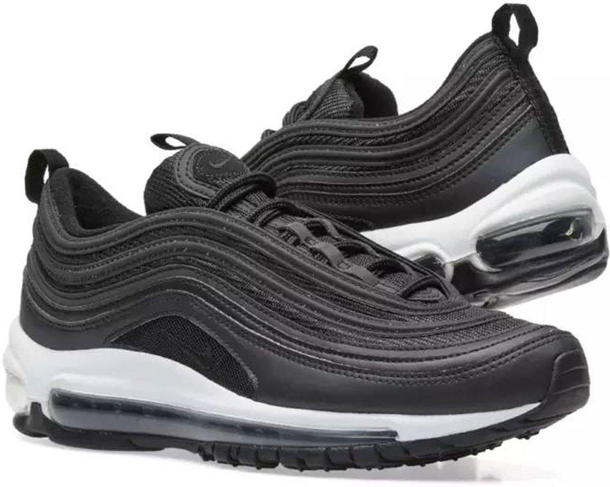 Nike Air Max 97 Sneaker Dames Sneakers Maat 41 Vrouwen zwartwit