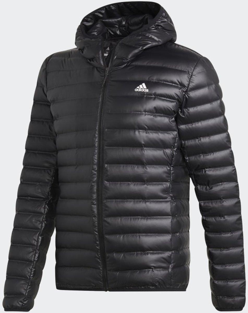 adidas Varilite Ho Jkt Heren Sportjas Black Maat XL