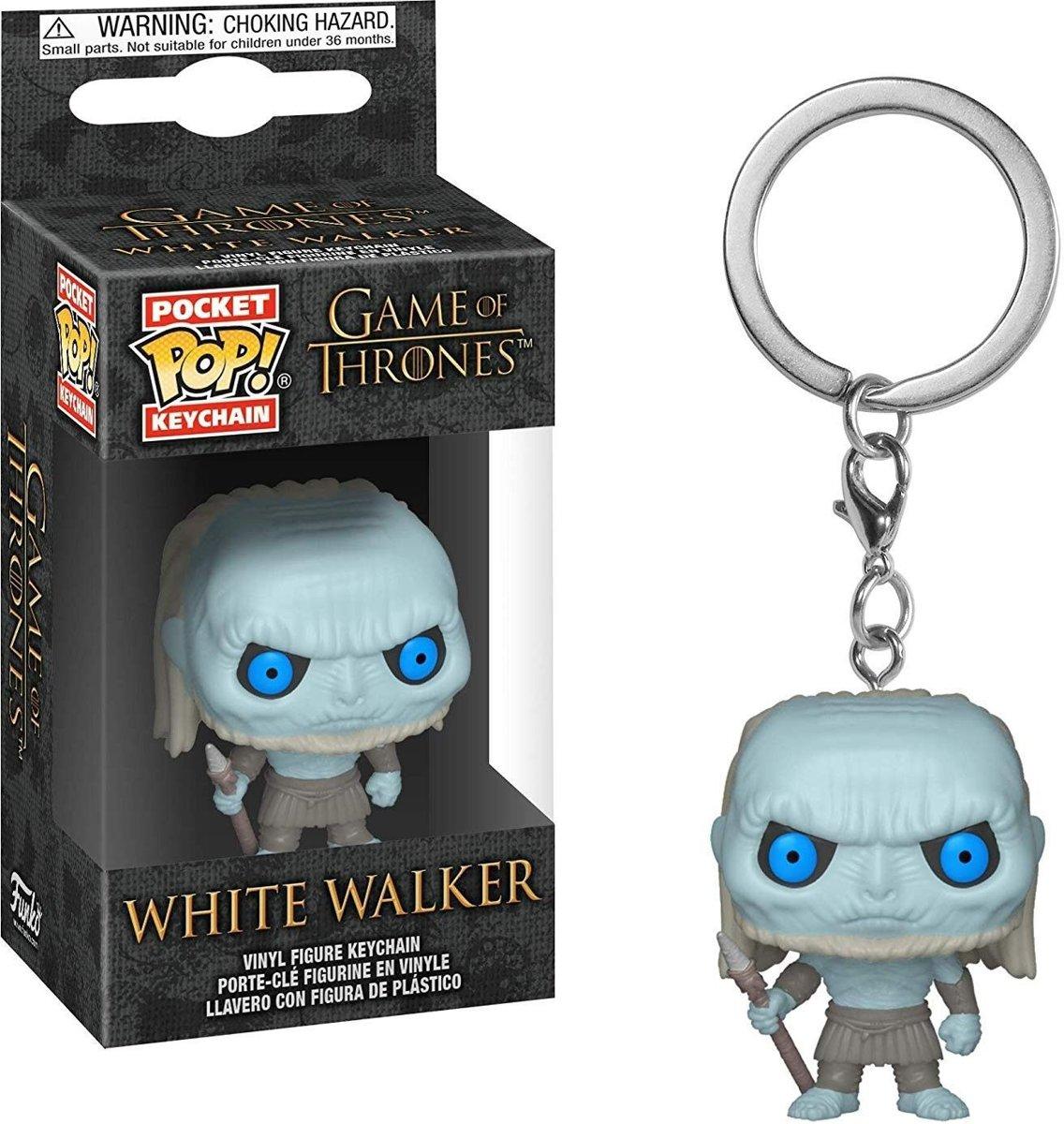 Pop! Keychain: Game of Thrones - White Walker FUNKO kopen