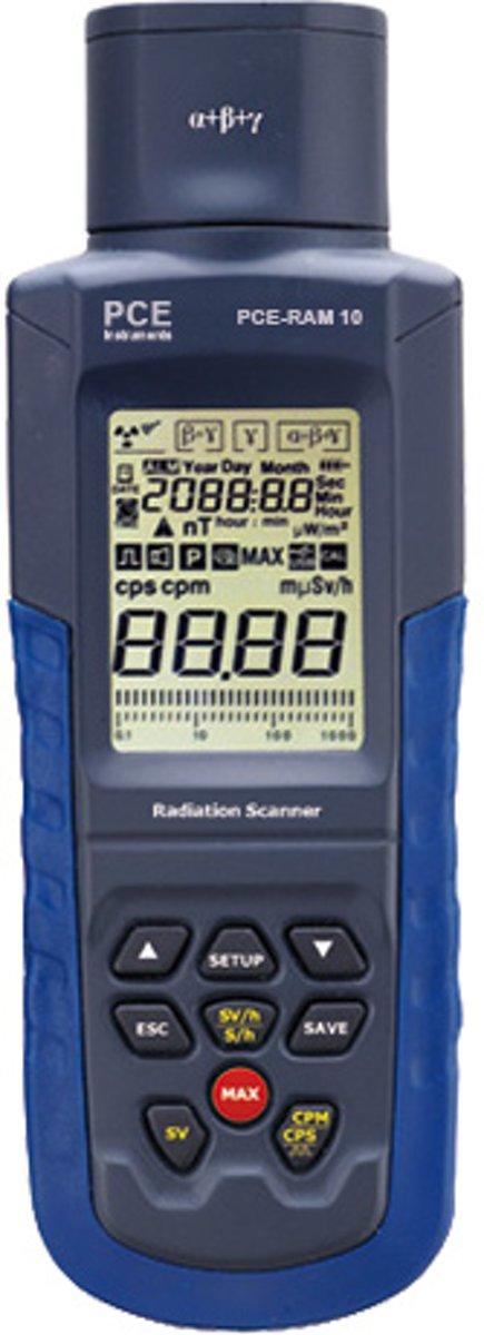 Stralingsmeter PCE-RAM 10 kopen