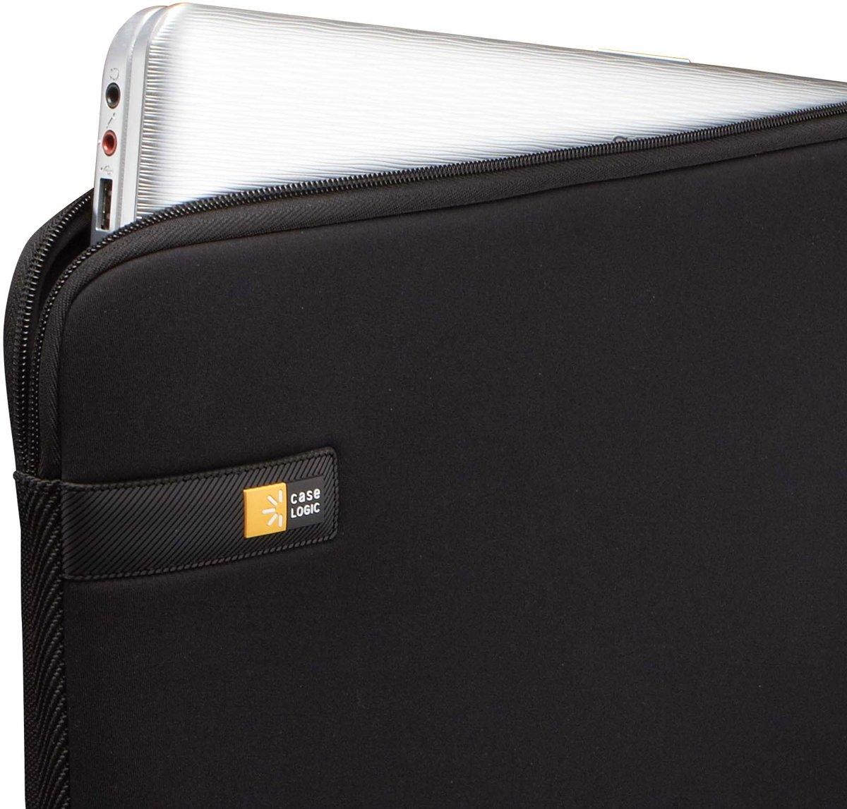 Case Logic Laps116 Laptop Sleeve 156 Inch Zwart Tas Softcase New Macbook Pro Air Retina 116 154
