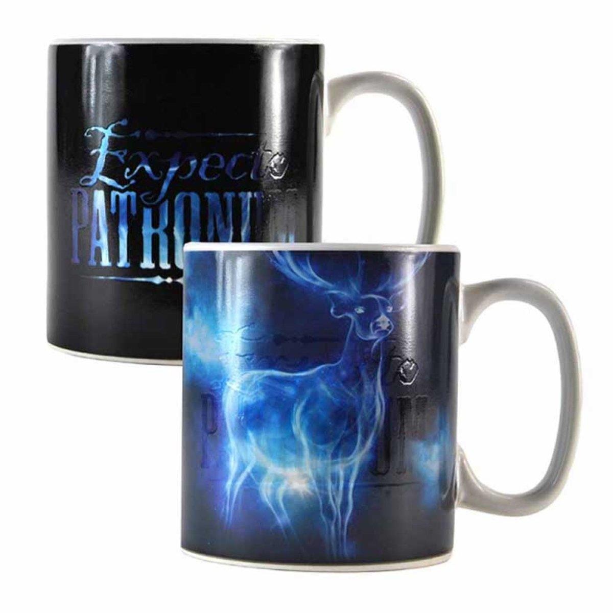 Harry Potter Patronus Heat Changing Mug 400ml kopen
