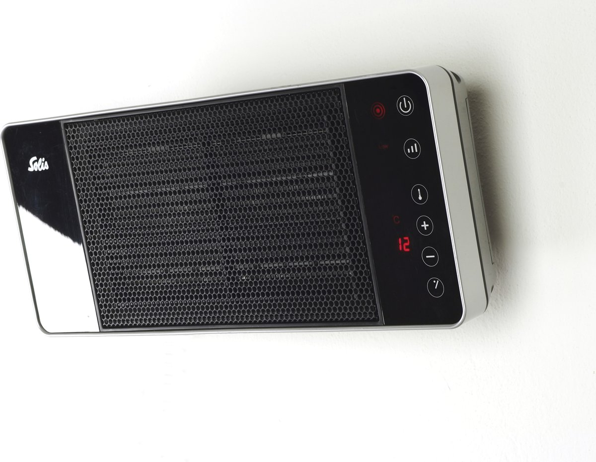 Badkamer Verwarming Domo : Bol.com solis smart heater type 689 verwarming