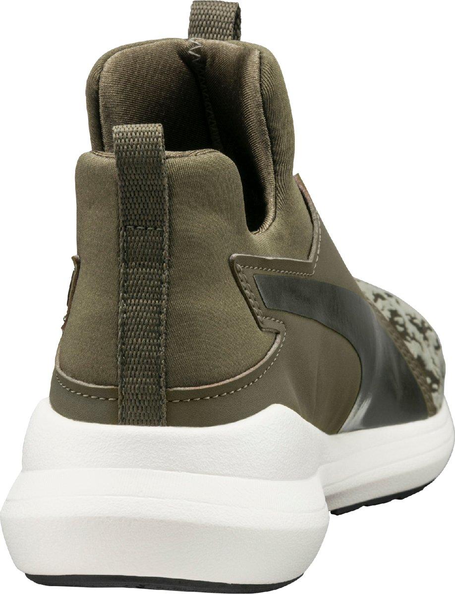 Chaussures De Sport Pumas Rebelles Milieu Wns Vr 363677 01 - - Nuit De Femmes De Nuit D'olive D'olive - Maat 5.5 vtRA1iVmuT