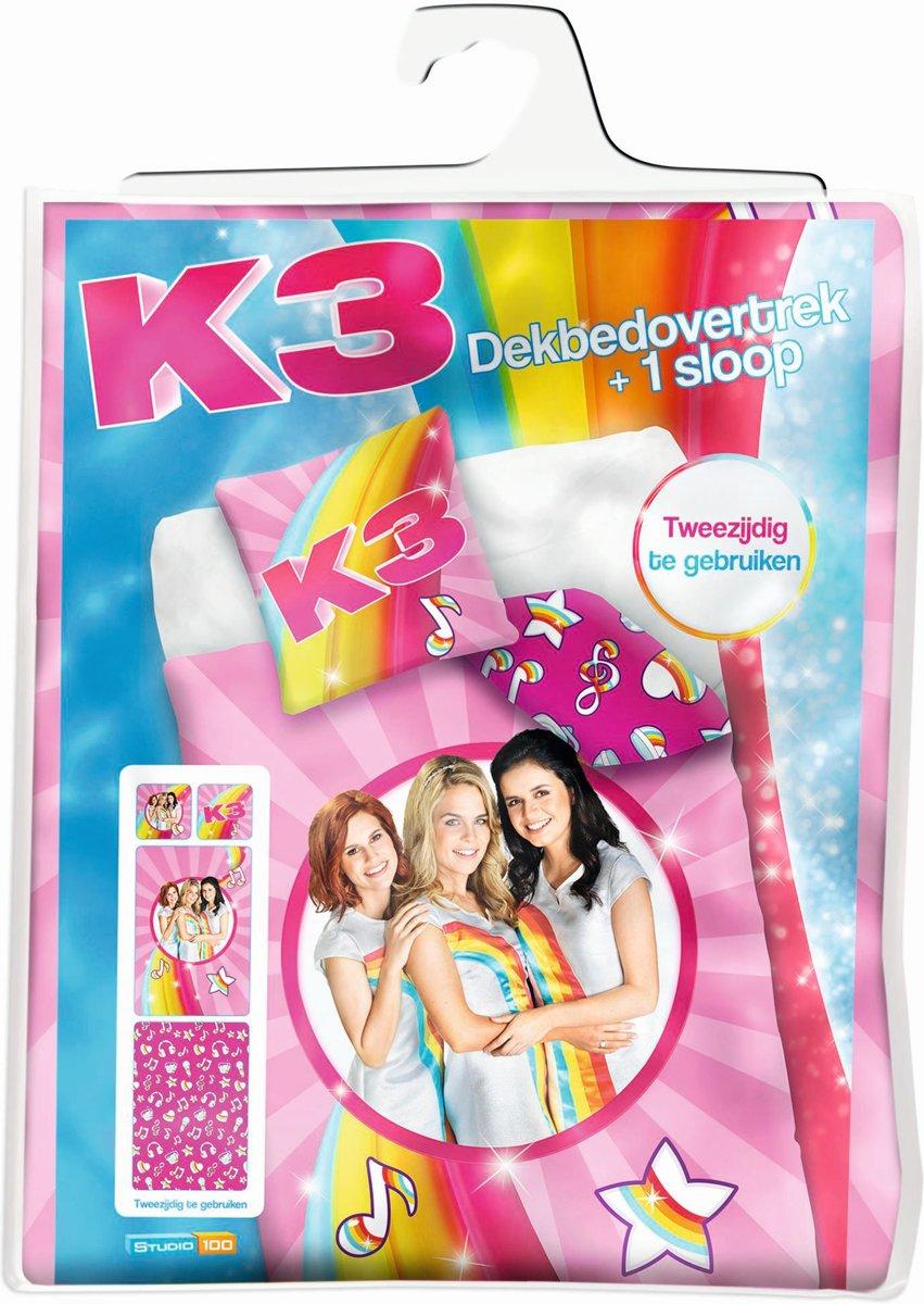dekbed k3 regenboog