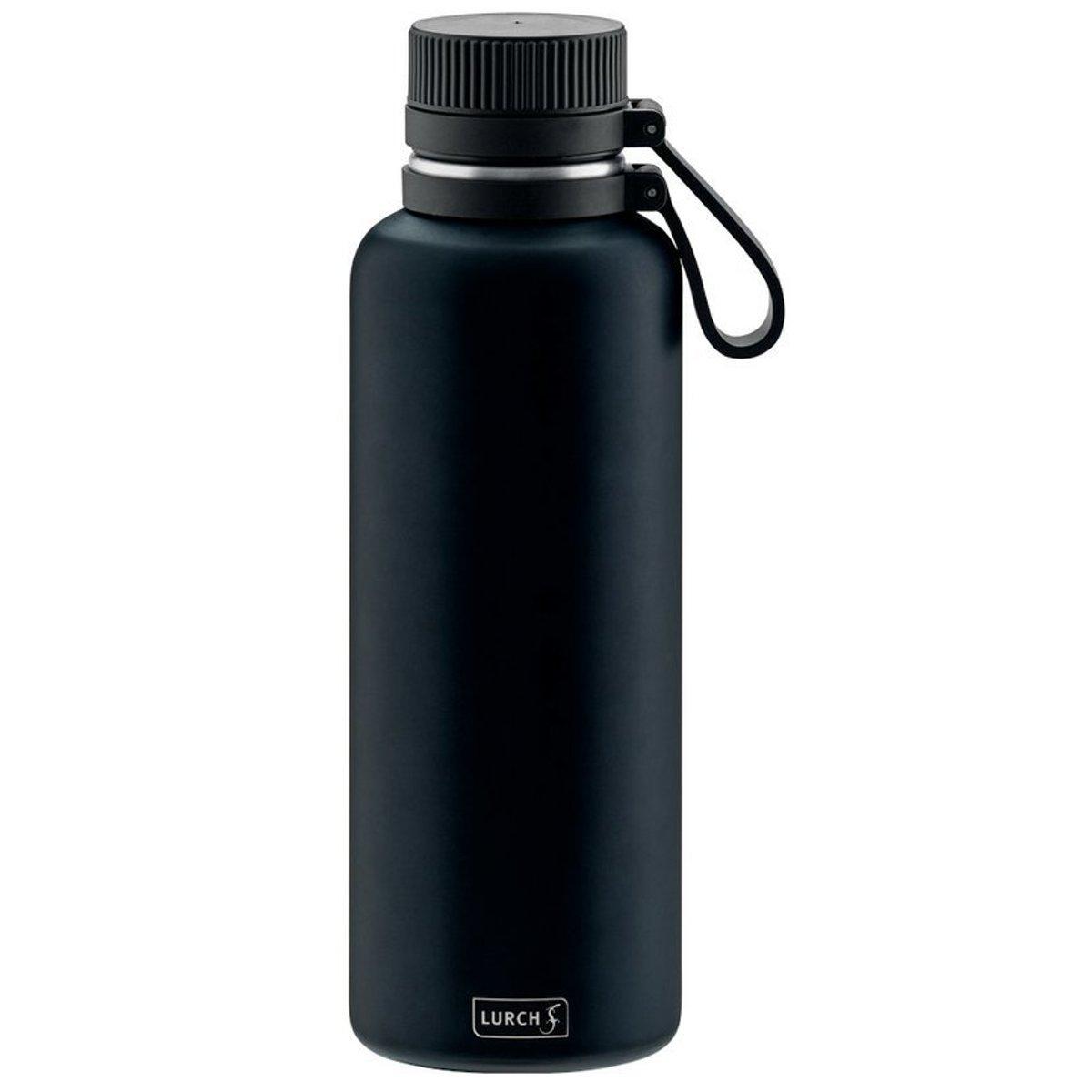 Lurch to Go isolatie thermos fles outdoor zwart 1 liter kopen