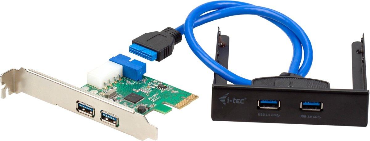 I-TEC PCIe Card USB 3.0 2ext kopen
