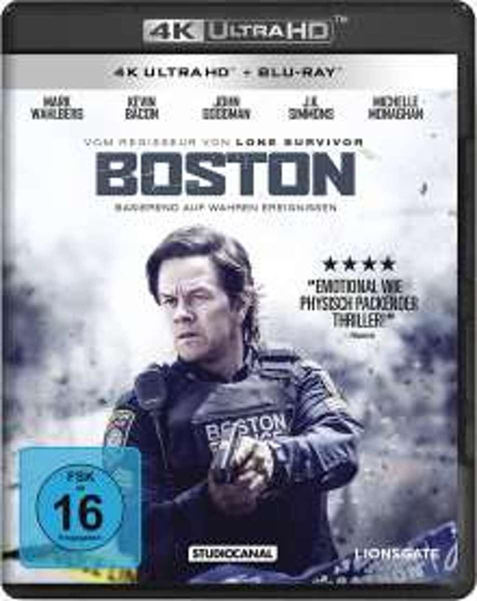 Boston (Ultra HD Blu-ray & Blu-ray)-