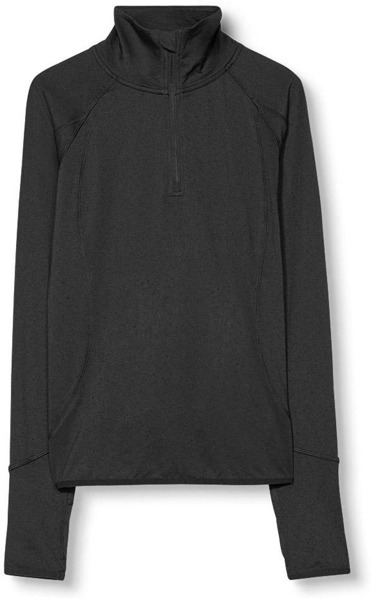 Esprit Sports T-shirt lange mouw - Dames - Maat M - Zwart thumbnail