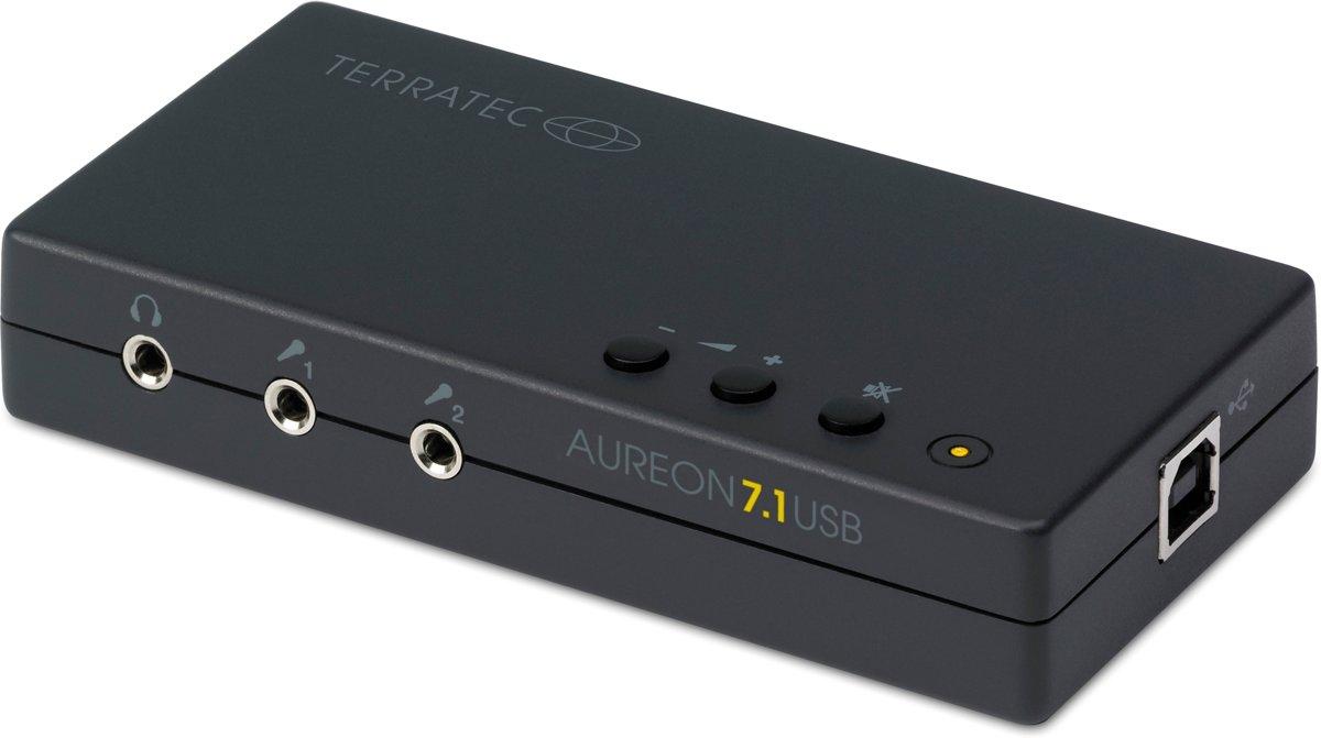 Terratec Aureon - 7.1 USB - Externe geluidskaart kopen