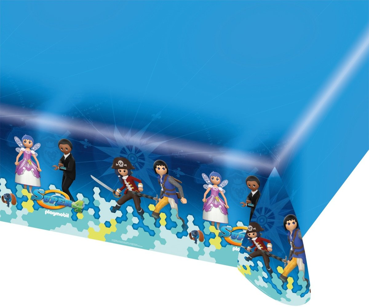 Playmobil tafelkleed 120 x 180 cm.